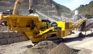 Keestrack Apollo B4 Jaw crusher in New Zealand