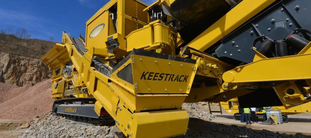 Keestrack R5 Frantoio ad impatto