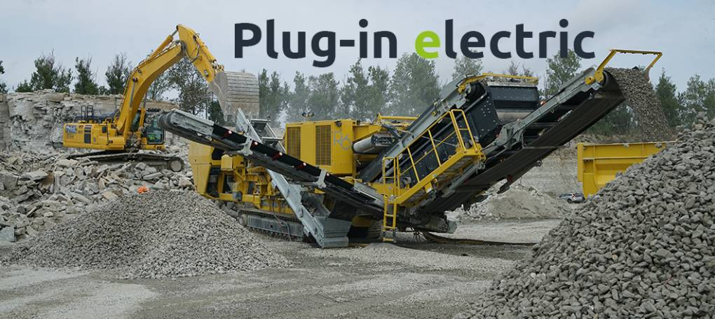 R6e plug-in electric drive